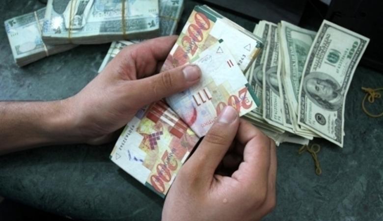 أسعار العملات مقابل الشيكل اليوم