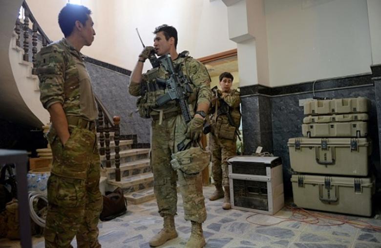 """واشنطن تحذر من """"تهديدات وشيكة"""" للقوات الأمريكية بالعراق"""