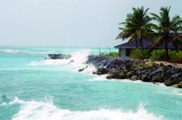 أول اجتماع وزاري تحت الماء في المالديف