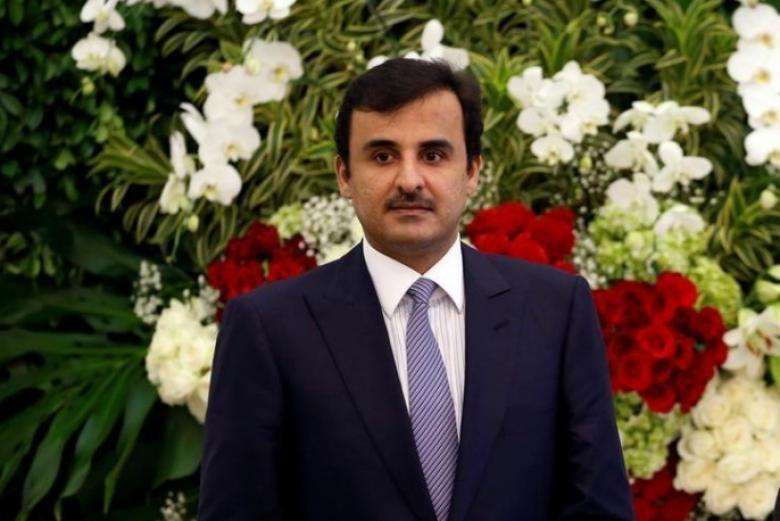 أمير قطر: مستعد للحوار لحل أزمة الخليج