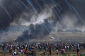 """غزة تتجهز لـ """"جمعة كسر الحصار"""""""