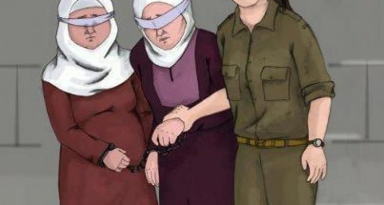 58 أسيرة في سجون الاحتلال بينهن 10 قاصرات