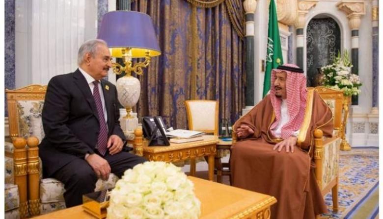"""هنا كان دور السعودية في الهجوم على طرابلس وهذه قصة """"الخطة المفاجئة""""!"""