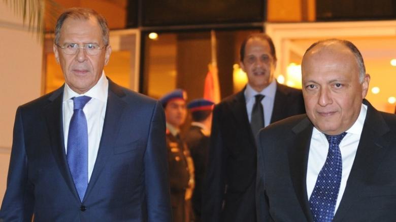 لافروف: نتواصل مع مصر والسعودية لتشكيل وفد سوري معارض