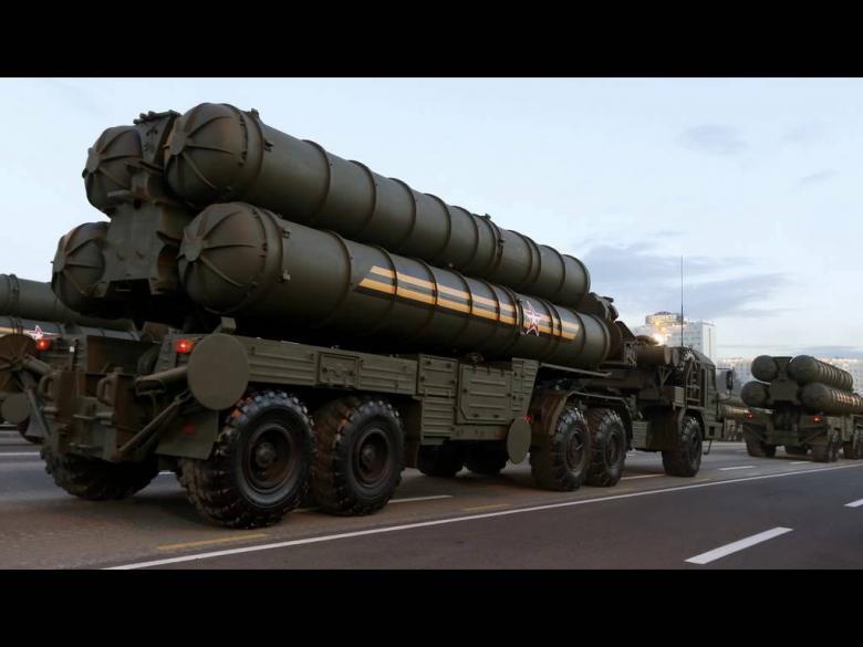 تركيا تسعى للحصول على صواريخ أس 400 الروسية