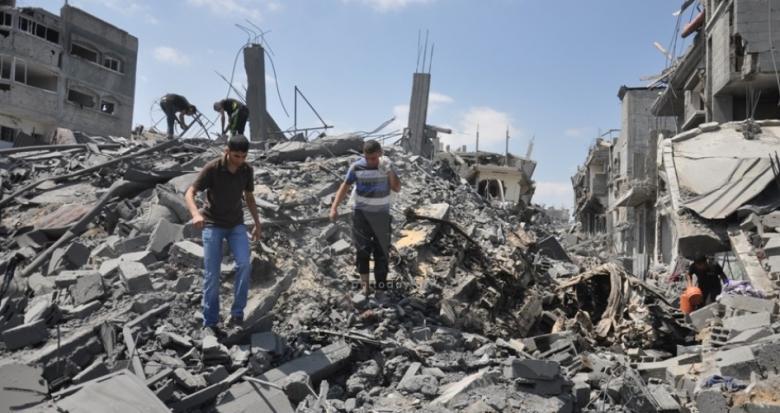 الأونروا توقف صرف بدل الإيجار لـ 1612 عائلة فقدت منزلها بحرب غزة