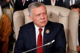ملك الأردن يؤكد لكوشنر ضرورة إقامة دولة فلسطينية لتحقيق السلام