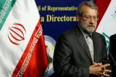 انتخاب لاريجاني رئيساً للبرلمان الإيراني للمرة الثانية