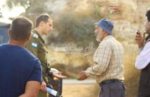 الاحتلال يمنع المواطنين من الوصول لأراضيهم بنابلس