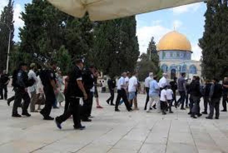"""""""علماء المسلمين"""" يناشد العالم لحماية الأقصى من اعتداءات الاحتلال"""