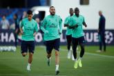 باريس سان جيرمان يستقبل ريال مدريد بدوري الأبطال