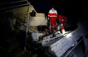 محافظة كرمانشاه الإيرانية التي ضربها الزلزال