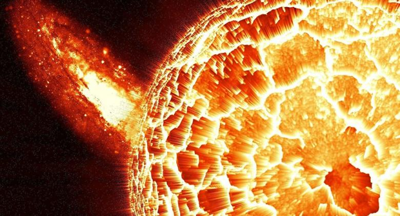 """""""ناسا"""" ترصد جسما غامضا عملاقا قرب الشمس"""