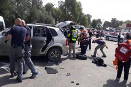 إصابة جندي بعملية دهس قرب القدس