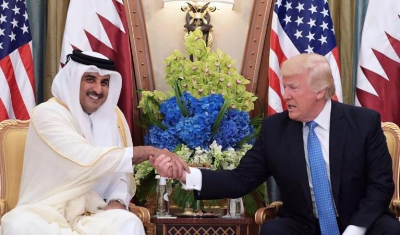 البيت الأبيض: ترمب يلتقي أمير قطر الثلاثاء