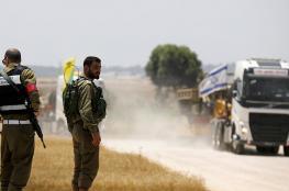 """الاحتلال يعلن """"غلاف غزة"""" منطقة عسكرية مغلقة"""