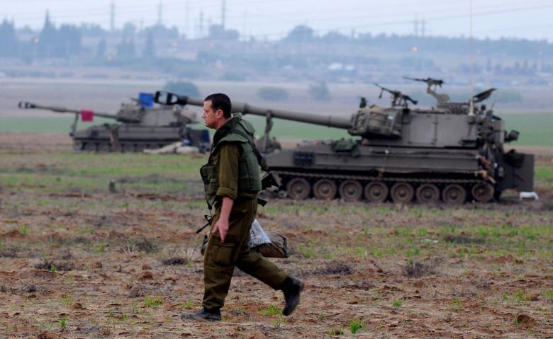الاحتلال يعلن غلاف غزة منطقة عسكرية مغلقة