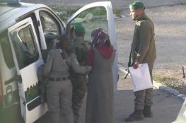 اعتقال فتاة قرب الحرم الإبراهيمي بالخليل