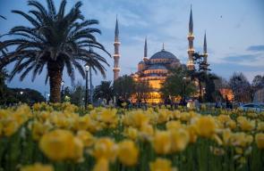مساجد تركيا تحتفي بذكرى الإسراء و المعراج