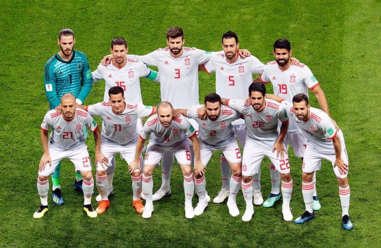 فرص منتخب إسبانيا في التأهل لدور 16 بكأس العالم