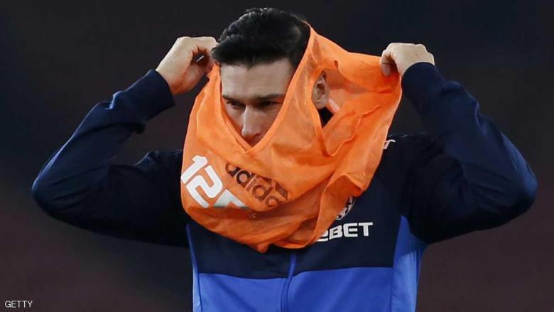باري يحطم الرقم القياسي لغيغز في الدوري الإنجليزي