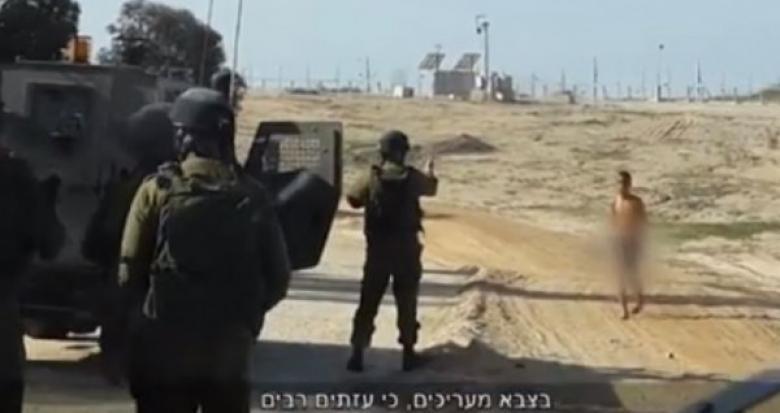 تحذير أمني للمتسللين عبر حدود قطاع غزة