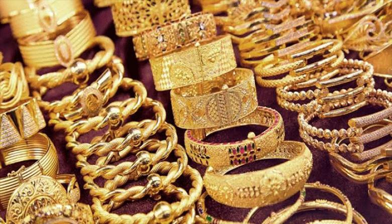 سعر الذهب اليوم الأربعاء في محلات الصاغة بمصر