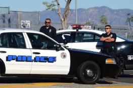 مقتل شرطي أميركي وإصابة آخر في كاليفورنيا