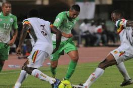 نيجيريا VS الجزائر