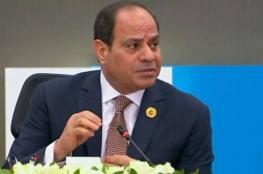 السيسي: حكومة السراج أسيرة للميليشيات المسلحة والإرهابية