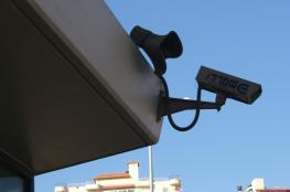 الاحتلال يصادر كاميرات المحال التجارية بحوسان