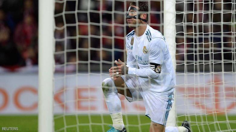 """""""الإحصائيات"""" تصدم عشاق ريال مدريد"""