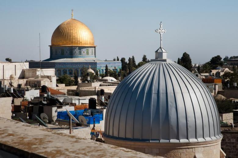 الأردن يطالب الاحتلال بالتراجع عن إجراءاته ضد كنائس القدس
