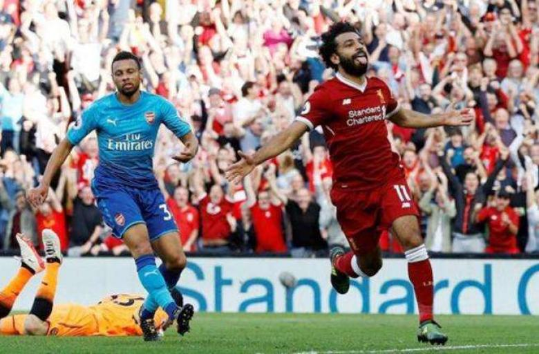 ليفربول يهدر الفوز على أرسنال في الدقائق الأخيرة