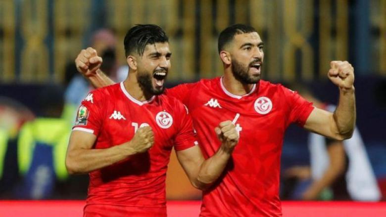 تونس تنتفض وتقصي نجوم غانا بجدارة