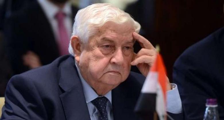 ما حقيقة وفاة وزير خارجية النظام السوري وليد المعلم؟
