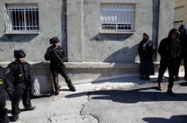 الاحتلال يعتقل 59 فلسطينيا منذ عملية القدس