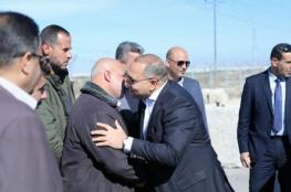 وصول مسؤول الملف الفلسطيني بالمخابرات المصرية لقطاع غزة