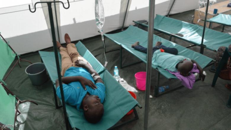 """""""الكوليرا"""" تفتك بولاية النيل الأزرق في السودان"""
