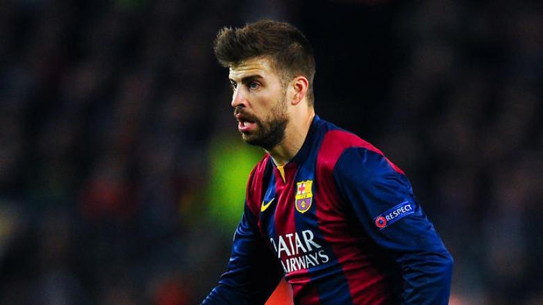 بيكيه يعود إلى صفوف برشلونة لمواجهة ليجانيس