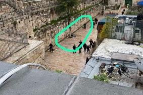 الاحتلال الإسرائيلي يعدمُ شابًا بالقدسِ المحتلة