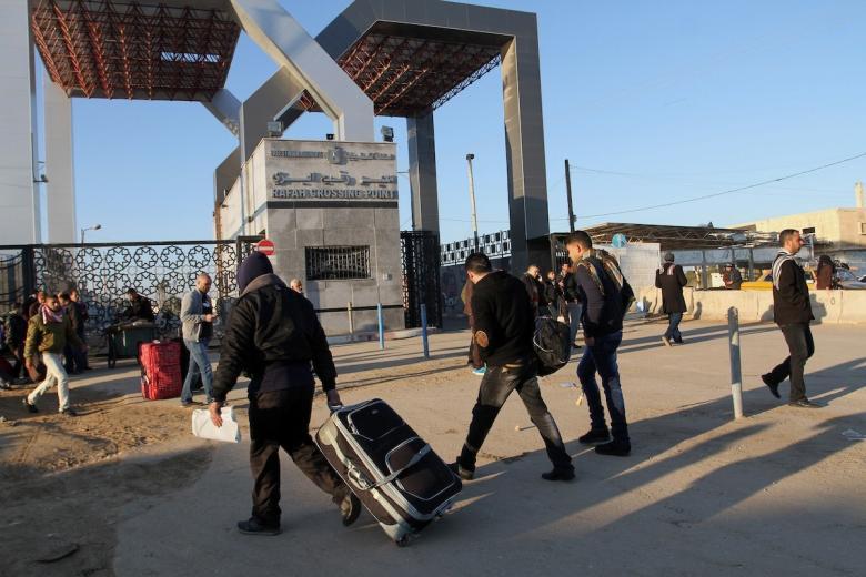 الداخلية تنشر آلية السفر عبر معبر رفح ليوم غدٍ الأحد