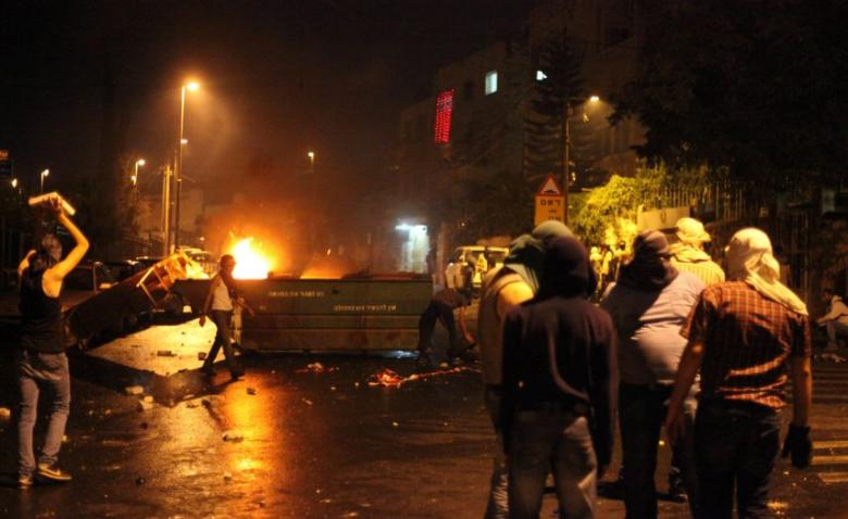 استشهاد فلسطيني خلال مواجهات بنابلس