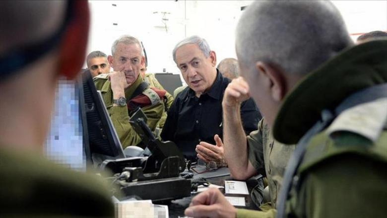 نتنياهو يترأس اجتماعًا طارئًا بمقر وزارة الحرب