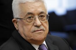 عباس: ترمب أكد لي التزامه بجهود السلام