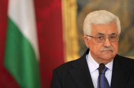 """""""عباس"""" يستقبل القنصل الأميركي العام"""