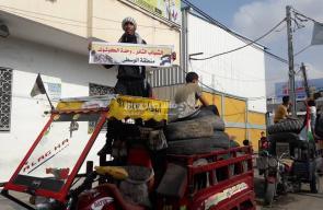 وحدة الكوشوك بالوسطى تتجهز لمواجهة الاحتلال