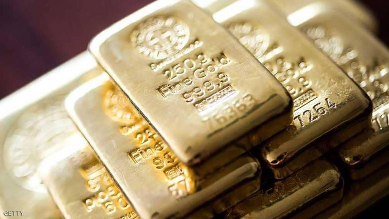 الذهب يرتفع مع هبوط الدولار وانحسار المخاوف