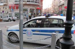 الشرطة تقبض على شخص يؤجر دراجات نارية للأحداث في جنين