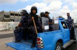 غزة: القبض على لص في أقل من 24 ساعة